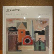 Libros: PEP COLOMER. OBRA COMPLETA. 1907/1994. VOL 1 - PINTURA. VOL 2 - DISEÑO. PRECINTADOS.. Lote 41459483