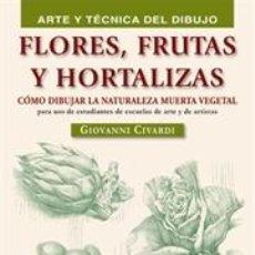 Dibujo Flores Frutas Y Hortalizas Giovanni Civardi