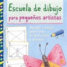 Libros: ESCUELA DE DIBUJO PARA PEQUEÑOS ARTISTAS - ALEX BERNFELS. Lote 45092129
