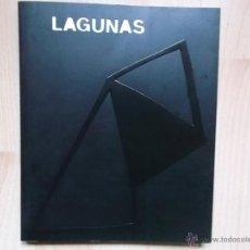 Libros: SANTIAGO LAGUNAS - LONJA 1 DE MARZO 10 DE ABRIL 1991- CONTIENE FACSIMIL DEL CATALOGO DE 1949 -. Lote 49559781