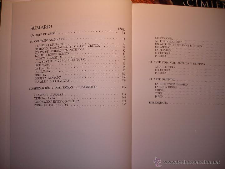 Libros: RENACIMIENTO Y BARROCO (5 Tomos). Club Internacional del Libro.(Sin estrenar). - Foto 3 - 165395041