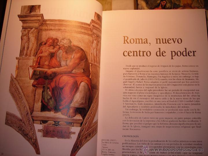 Libros: RENACIMIENTO Y BARROCO (5 Tomos). Club Internacional del Libro.(Sin estrenar). - Foto 5 - 165395041