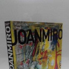 Libros: JOAN MIRÓ EDICION LIMITADA 600 UDS NUMERADA - NUEVO PRECINTADO 38X33 CMS. Lote 77392769