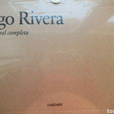 Libros: DIEGO RIVERA. OBRA MURAL COMPLETA. Lote 83266982