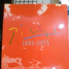 Libros: PICASSO 1881-1973. Lote 87832704