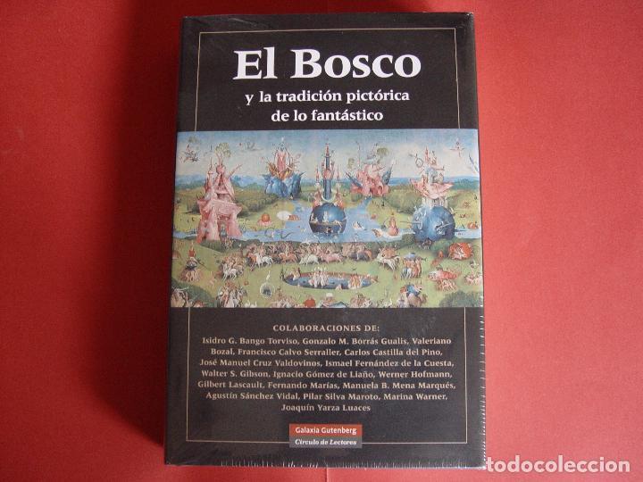 LIBRO: EL BOSCO Y TRADICIÓN PICTÓRICA (GALAXIA GUTENBERG, MADRID, 2006) NUEVO (Libros Nuevos - Bellas Artes, ocio y coleccionismo - Pintura)