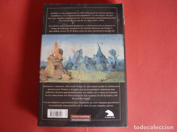 Libros: Libro: EL BOSCO Y TRADICIÓN PICTÓRICA (Galaxia Gutenberg, Madrid, 2006) Nuevo - Foto 4 - 217475393
