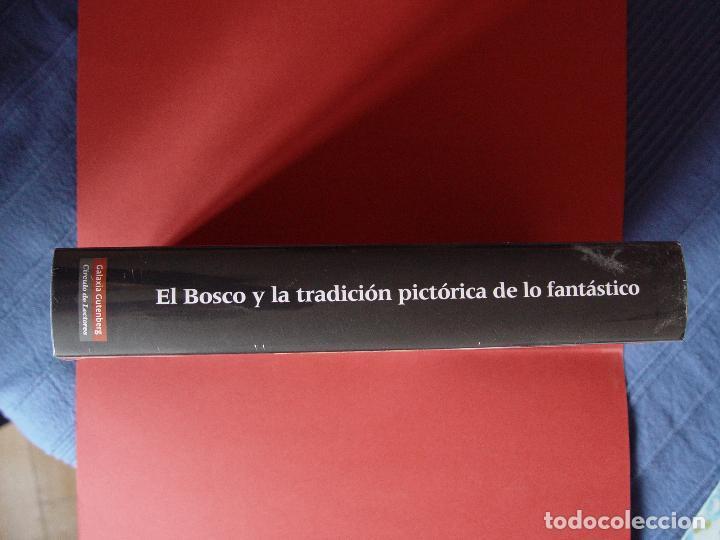 Libros: Libro: EL BOSCO Y TRADICIÓN PICTÓRICA (Galaxia Gutenberg, Madrid, 2006) Nuevo - Foto 2 - 217475393