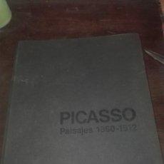 Libros: GRAN LIBRO DE PICASSO 1890-1912. Lote 94291043