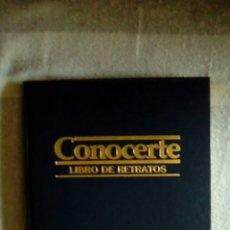 Libros: LIBRO DE RETRATOS