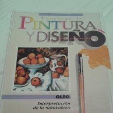 Libros: TÉCNICAS DE PINTURA Y DISEÑO.. Lote 96336700