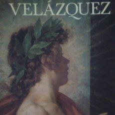 Libros: VELAZQUEZ. MUSEO DEL PRADO 1990. LIBRO GUIA FOTOGRÁFICO. RÚSTICA. 467 PÁGINAS. 2600GR.. Lote 98946927