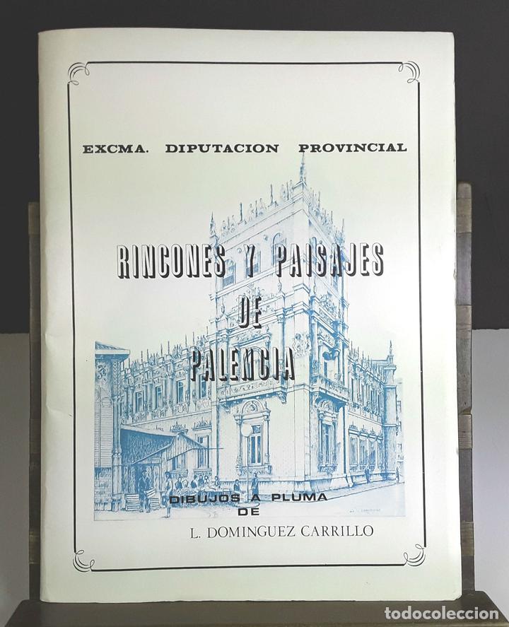RINCONES Y PAISAJES DE PALENCIA. Nº 2. L. DOMINGUEZ CARRILLO. IMP. LIFER. 1982. (Libros Nuevos - Bellas Artes, ocio y coleccionismo - Pintura)