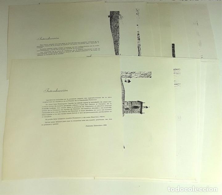 Libros: RINCONES Y PAISAJES DE PALENCIA. Nº 2. L. DOMINGUEZ CARRILLO. IMP. LIFER. 1982. - Foto 3 - 100129319