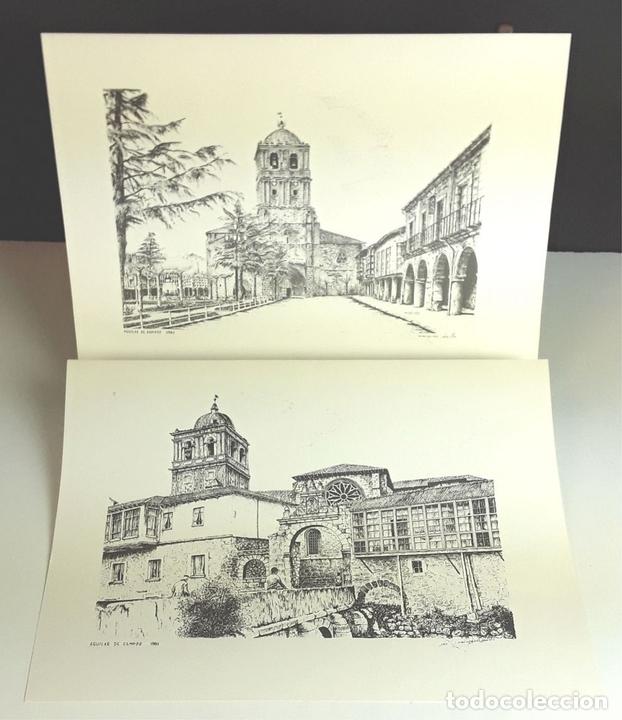 Libros: RINCONES Y PAISAJES DE PALENCIA. Nº 2. L. DOMINGUEZ CARRILLO. IMP. LIFER. 1982. - Foto 5 - 100129319