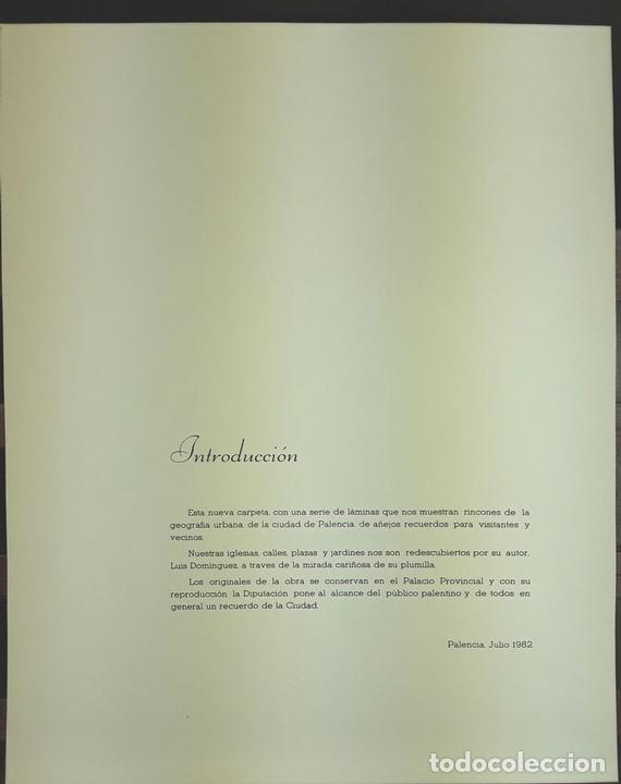 Libros: RINCONES Y PAISAJES DE PALENCIA. Nº 2. L. DOMINGUEZ CARRILLO. IMP. LIFER. 1982. - Foto 6 - 100129319
