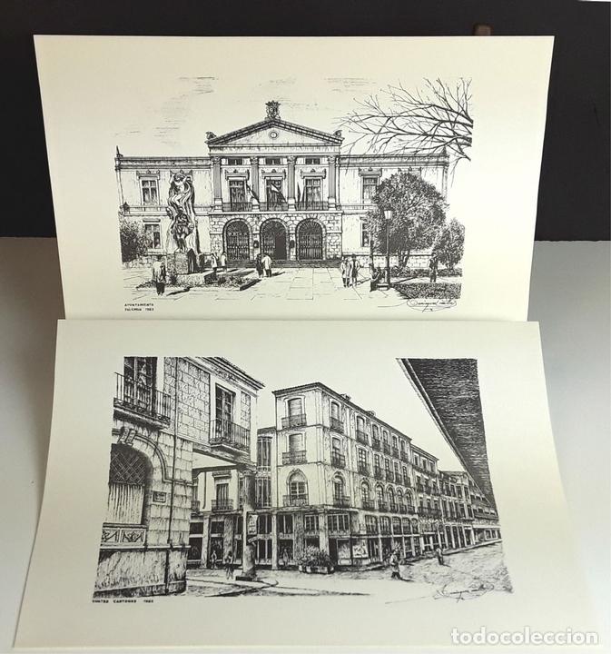 Libros: RINCONES Y PAISAJES DE PALENCIA. Nº 2. L. DOMINGUEZ CARRILLO. IMP. LIFER. 1982. - Foto 7 - 100129319