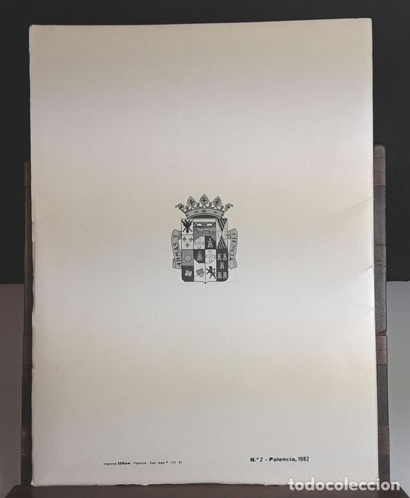 Libros: RINCONES Y PAISAJES DE PALENCIA. Nº 2. L. DOMINGUEZ CARRILLO. IMP. LIFER. 1982. - Foto 8 - 100129319