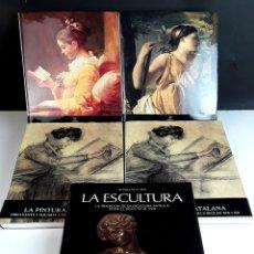 Libros: EDICIONES CARROGGIO. 5 VOLÚMENES. VARIOS AUTORES. 1994/1995.. Lote 100494907