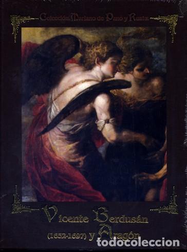LOZANO LÓPEZ, JUAN CARLOS. VICENTE BERDUSÁN Y ARAGÓN. 2006. (Libros Nuevos - Bellas Artes, ocio y coleccionismo - Pintura)