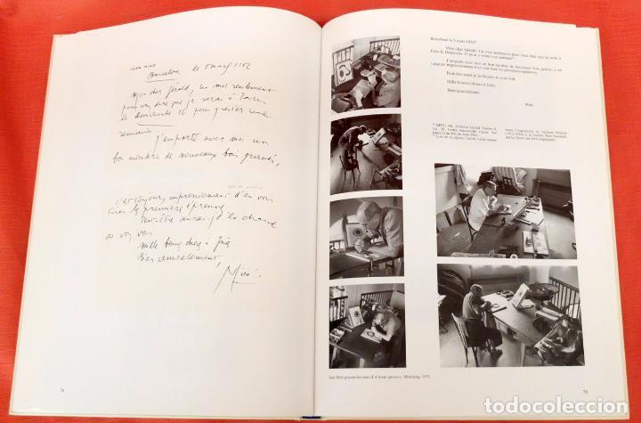 Libros: Joan Miró - Gérald Cramer. Une correspondance à toute épreuve. 2002 - Foto 4 - 102141383