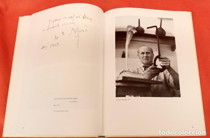 Libros: Joan Miró - Gérald Cramer. Une correspondance à toute épreuve. 2002 - Foto 5 - 102141383