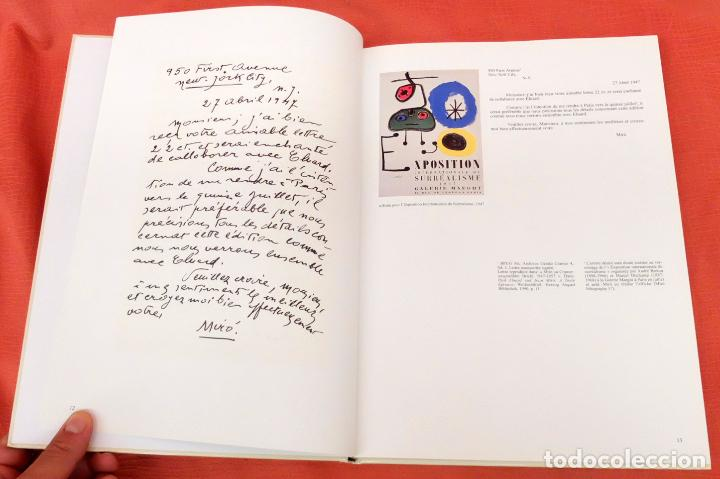 Libros: Joan Miró - Gérald Cramer. Une correspondance à toute épreuve. 2002 - Foto 8 - 102141383