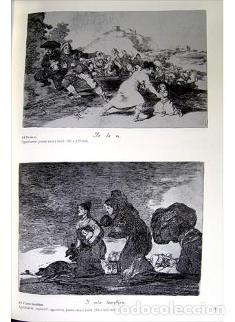Libros: CASARIEGO, Rafael (Ed.). Goya. Obra gráfica completa. 2004. - Foto 3 - 103031447