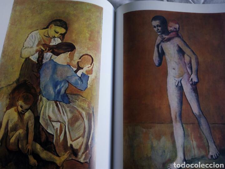Libros: * PICASO. La obra completa de Picaso azul y rosa - Foto 3 - 104515406
