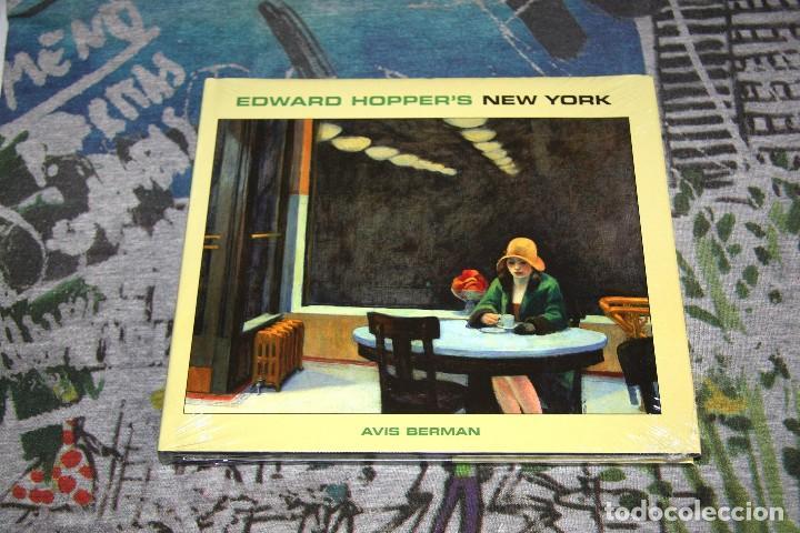 HOPPER - EDWARD HOPPER'S - NEW YORK - AVIS BERMAN - NUEVO Y PRECINTADO (Libros Nuevos - Bellas Artes, ocio y coleccionismo - Pintura)