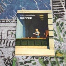 Libros: HOPPER - GUÍA DIDÁCTICA - MUSEO THYSSEN-BORNEMISZA - ESPAÑOL E INGLÉS - 2012. Lote 107191071