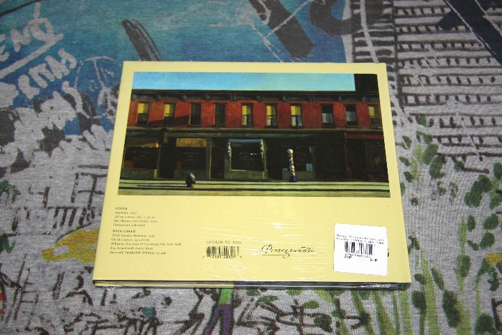 Libros: Hopper - Edward Hoppers - New York - Avis Berman - Nuevo y Precintado - Foto 2 - 107190371
