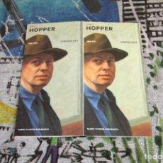 Libros: HOPPER - GUÍA DIDÁCTICA - MUSEO THYSSEN-BORNEMISZA - EDWARD HOPPER - CRONOLOGÍA 1882-1967. Lote 107191471