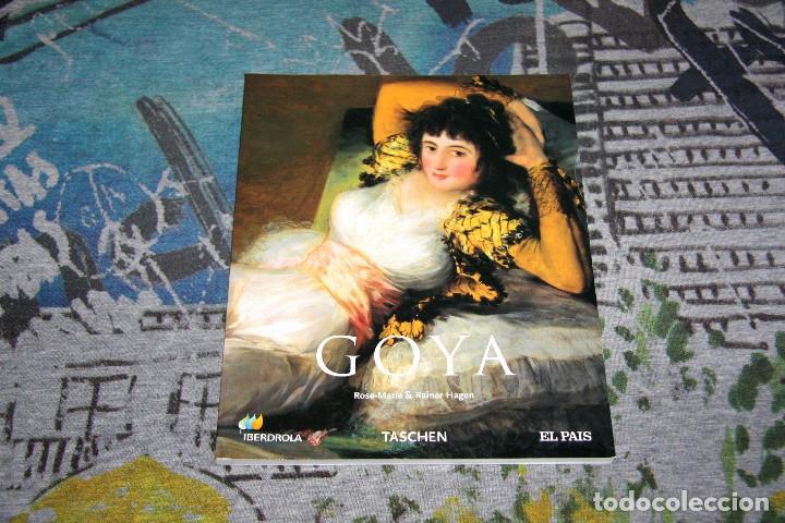 GOYA - ROSE-MARIE & RAINER HAGEN - TASCHEN - EL PAÍS - 9 778498 156523 (Libros Nuevos - Bellas Artes, ocio y coleccionismo - Pintura)