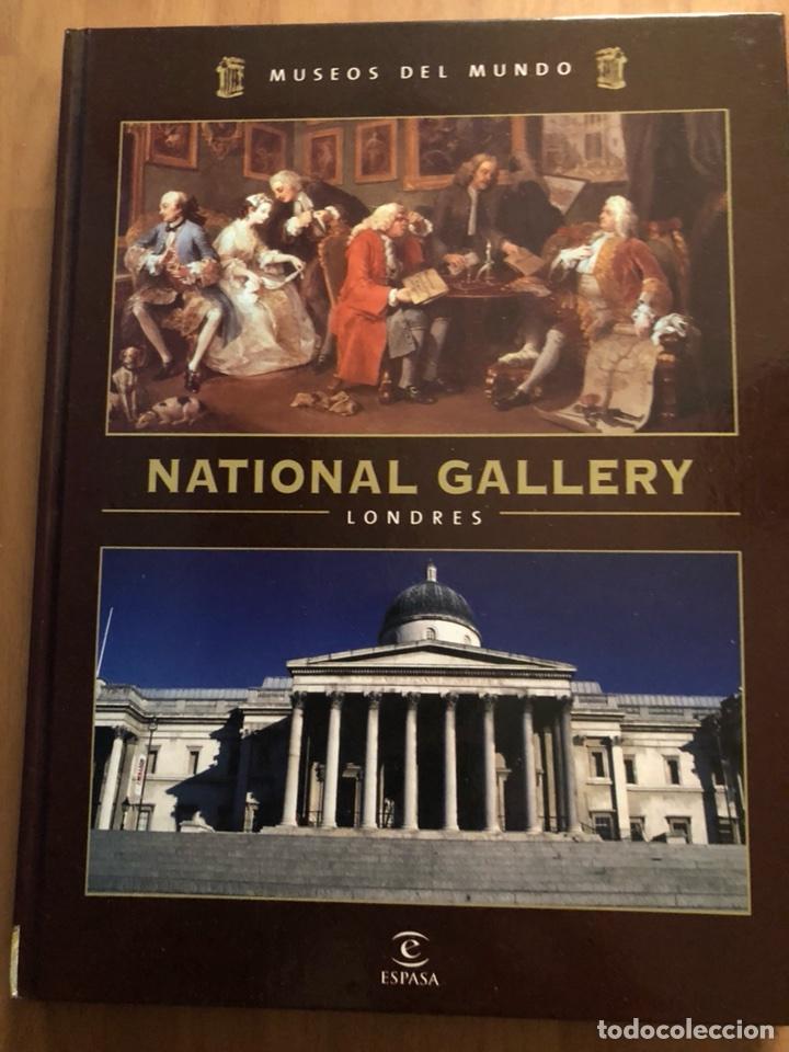 LIBRO MUSEOS DEL MUNDO.NATIONAL GALLERY LONDRES ESPASA 2007 (Libros Nuevos - Bellas Artes, ocio y coleccionismo - Pintura)