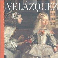 Libros: VELAZQUEZ. LOS GRANDES GENIOS DEL ARTE. EJEMPLAR NUEVO - PRIMERA EDICIÓN . Lote 109250139