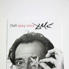 Libros: LIBRO GRAN FORMATO EN CATALÁN - DALÍ 1904-2004 / PRECINTADO - EDICIONES 62. Lote 111944943