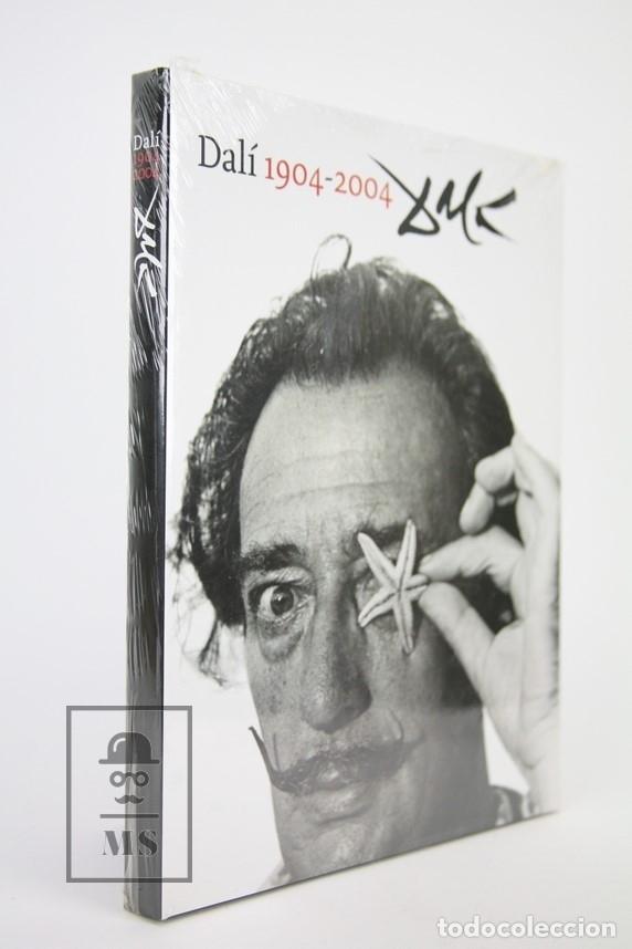 Libros: Libro Gran Formato En Catalán - Dalí 1904-2004 / Precintado - Ediciones 62 - Foto 2 - 111944943