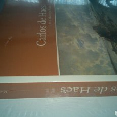 Libros: CARLOS DE HAES.1826-1898 NUEVO. Lote 115367086