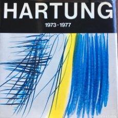 Libros: LIBRO DE HARTUNG. Lote 118020224