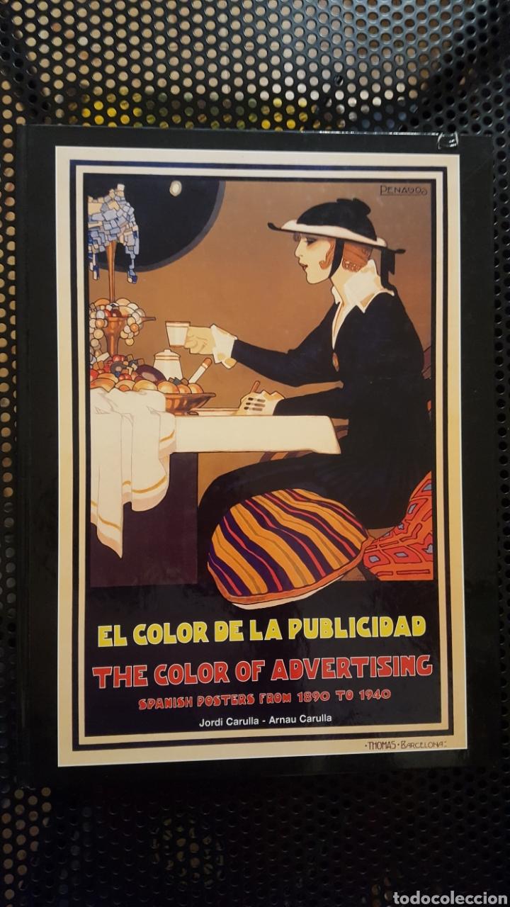LIBRO - EL COLOR DE LA PUBLICIDAD - JORDI CARULLA - ARNAU CARULLA 978-8492196692 (Libros Nuevos - Bellas Artes, ocio y coleccionismo - Pintura)
