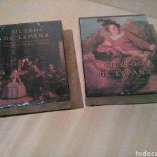 Libros: MUSEOS DE ESPAÑA, EDITORIAL EVEREST, 2 TOMOS, SIN ABRIR.. Lote 122024992