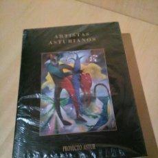 Libros: ARTISTAS ASTURIANOS, PROYECTO ASTUR, PINTORES, TOMO VI, SIN ABRIR.. Lote 122026874