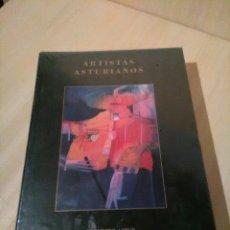 Libros: ARTISTAS ASTURIANOS, PROYECTO ASTUR, PINTORES, TOMO IV, SIN ABRIR.. Lote 122027702