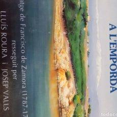 Libros: DE LA CERDANYA A L,EMPORDÀ. Lote 122114739