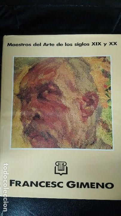 FRANCESC GIMENO MAESTRAS DE LA PINTURA SIGLO XIX-XX (Libros Nuevos - Bellas Artes, ocio y coleccionismo - Pintura)