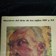 Libros: FRANCESC GIMENO MAESTRAS DE LA PINTURA SIGLO XIX-XX. Lote 222419253