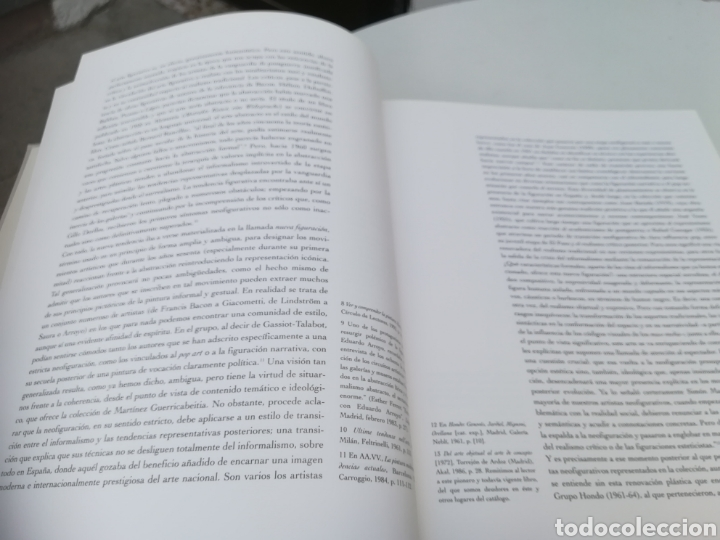 Libros: La Donación Martínez Guerricabeitia Catálogo Razonado. José Martín Martínez. - Foto 5 - 127772024