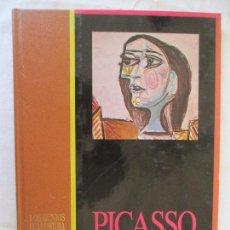 Libros: LOS GENIOS DE LA PINTURA ESPAÑOLA - PICASSO. EDIT. SARPE.. Lote 130349754