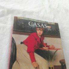 Libros: CASAS. GRANS GENIS DE L,ART A CARALUNYA. ISABEL COLL.. Lote 133133751